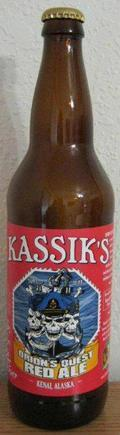 Kassiks Orion's Quest Red Ale