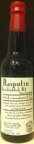De Molen Rasputin Bruichladdich Barrel Aged - Imperial Stout