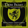 Dj�vlebryg Dark Beast - Black IPA