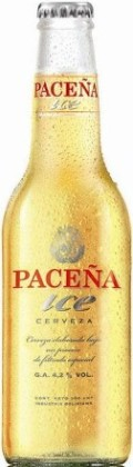 Pace�a Ice - Pale Lager