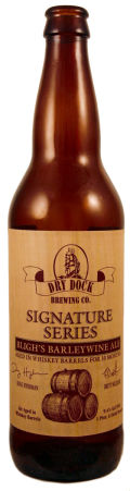 Dry Dock Signature Series Bligh�s Barleywine Ale