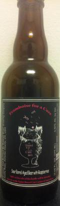 Russian River Framboise for a Cure 2011 - 2012