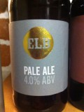 East London Pale Ale