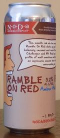 NoDa Ramble on Red