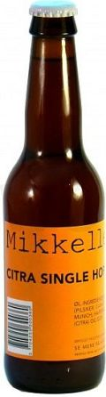 Mikkeller Single Hop Citra IPA - India Pale Ale (IPA)