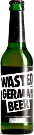 Wasted German Beer