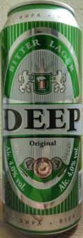 Deep Pivo / Original Bitter Lager (4%)