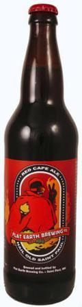 Flat Earth Red Cape Ale