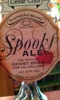 Shepherd Neame Spooks Ale (Cask)