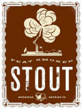 Newburgh Peat-Smoked Stout