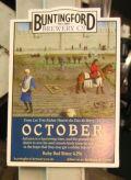 Buntingford October