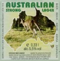 Australian Strong Lager - Amber Lager/Vienna