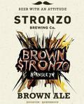 Stronzo Brown Stronzo