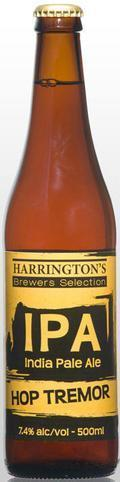 Harringtons Brewer�s Selection Hop Tremor IPA