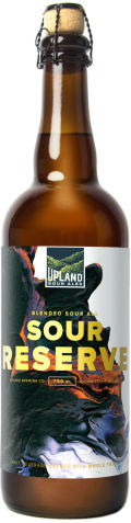 Upland Sour Reserve Ale - Lambic Style - Gueuze