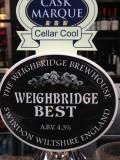 Weighbridge Best Bitter - Bitter