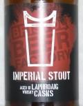Bristol Beer Factory Imperial Stout Laphroaig Cask - Imperial Stout