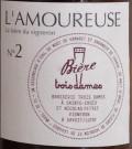 Trois Dames l�Amoureuse No 2 (Rouge)