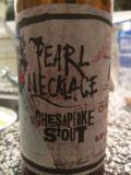 Flying Dog Pearl Necklace Chesapeake Stout