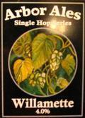 Arbor Single Hop Willamette - Golden Ale/Blond Ale