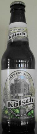 Brewer�s Alley K�lsch