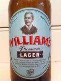 William's Premium Lager