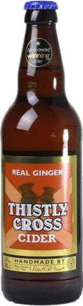 Thistly Cross Real Ginger