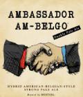 Destihl Ambassador Am-Belgo Double Pale Ale