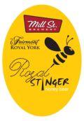 Mill Street Royal Stinger Honey Beer