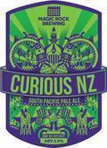 Magic Rock Curious NZ - Golden Ale/Blond Ale