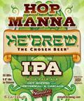 He�Brew Hop Manna Test Batch #3 - India Pale Ale (IPA)