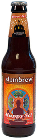 Slumbrew Happy Sol - Wheat Ale