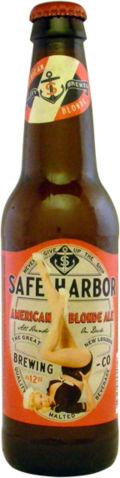 Safe Harbor American Blonde Ale