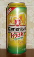 Kamenitza Fresh Limon - Radler/Shandy