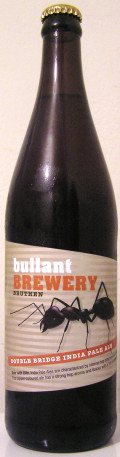 Bullant Brewery Double Bridges IPA