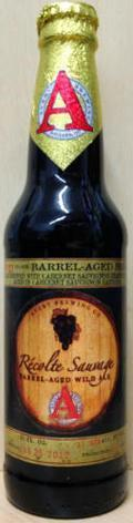 Avery Barrel-Aged Series 11 - Recolte Sauvage - Sour/Wild Ale