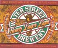 Water Street Honey Lager Light