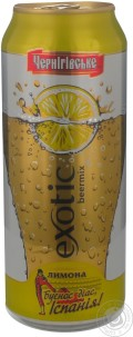 Chernigivske Exotic Beermix Lemon - Radler/Shandy