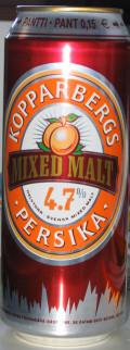 Kopparbergs Mixed Malt Persika