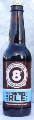 Eight Degrees A Winter�s Ale