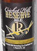 Cricket Hill Brewmaster�s Reserve #16 Russian Imperial Stout