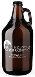 Blue Mountain Cherry Hard Apple Cider