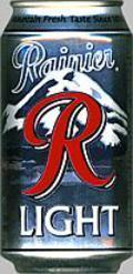 Rainier Light - Pale Lager