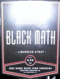 Roosters Black Math