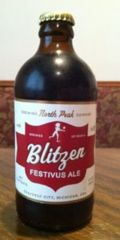 North Peak Blitzen Festivus Ale