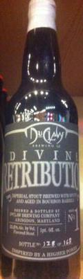 DuClaw Divine Retribution No. 1 - American Strong Ale