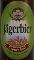 Hofbrau Freising Jägerbier Export Hell