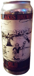Great Lakes Brewery Apocalypse Later Imperial Black IPA