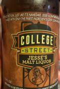 College Street Jesse�s Malt Liquor