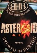 Black Hole Asteroid Ale - Bitter